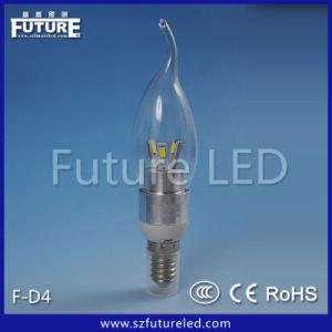 2015 Cheapest 3W E27 Indoor Light LED Bulb (F-D2)