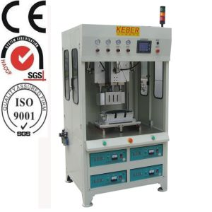 CE SGS ISO9001 3-Units Ultrasonic Welding Machine for Instrument Panel (KEB-1544)