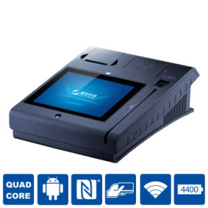 POS System with Android Platform, Support WiFi 3G Nfc pictures & photos
