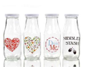 250ml 500ml 1L Beverage Juice Milk Water Glass Bottle