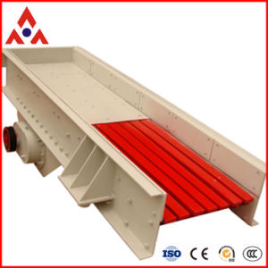 Chinese Vibrating Feeder for Stone Production Line (ZSW) pictures & photos