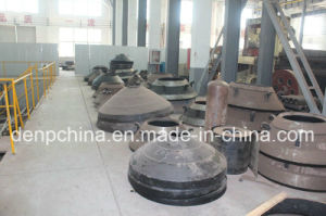 H3800/CH430 Concave & Mantle for Sandvik/Concave Ring for Sandvik pictures & photos