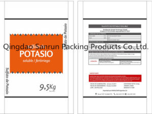 PP Bag Use for Packaging Fertilizer pictures & photos