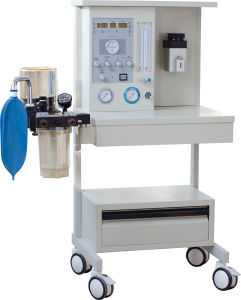 CE Marked Medical Anesthesia Machine Mf-M-01d pictures & photos