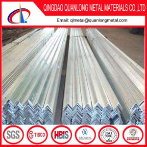 Factory Price ASTM A36 Hot Dipped Galvanized Steel Angle pictures & photos