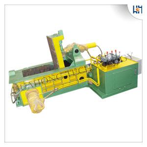 Hydraulic Scrap Metal Press Baler Recycling Machine pictures & photos