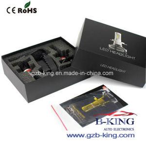 Fanless 7s H4 6000lm Slim Philips Zes LED Headlight pictures & photos