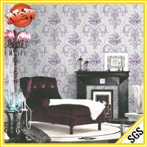 Hot Selling Designer Interior Modern Nonwoven Wallpaper pictures & photos