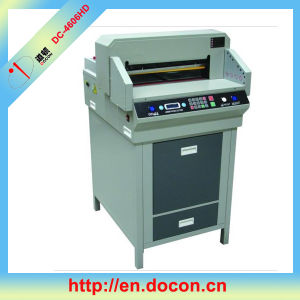 Electric Paper Cutter Guillotine pictures & photos