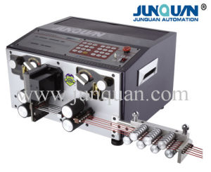 Automatic Cable Cutting and Stripping Machine (ZDBX-7) pictures & photos