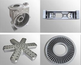 Professional Production Water Jet Pump Price Casting Parts pictures & photos