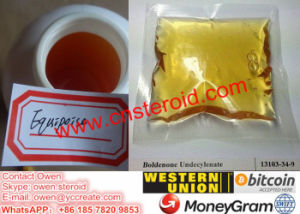 Boldenone Undecylenate Injectable Equipoise Oil Steroid Hormone Wholesale Price
