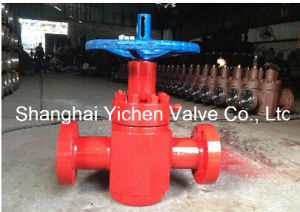 API 6A Gate Valve for Oil Well Control System pictures & photos