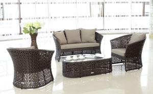 Patio Outdoor Furniture Garden Rattan Sofa Set (BZ-SF033)