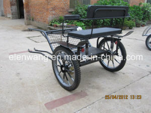 Pony Horse Cart (GW-HC05-6#) pictures & photos