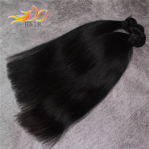 Wholesale Cuticle 100% Human Hair Extension Indian Virgin Hair pictures & photos