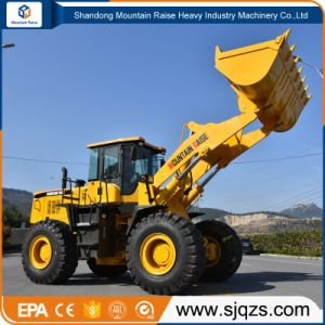 China Earth-Moving Machinery 5ton Front End Wheel Loader pictures & photos