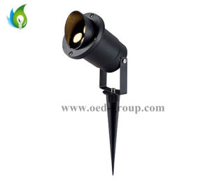 3W IP54 Outdoor LED Garden Light RGB, LED Light Garden Spot Lights with Spike pictures & photos