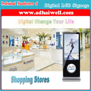 42 Inch Shoe Cleaning and Polish TFT LCD Screen Advertising Display Best Digital Signage Solution pictures & photos