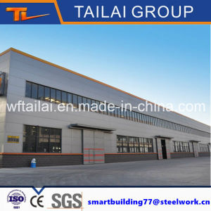 Prefabricated Steel Structure Workshop and Plant
