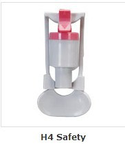 Plastic Water Tap with The Safety for The Material PP pictures & photos