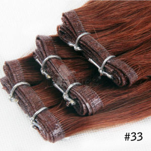 Top Quality 100%Virgin Remy Indian Glue Hair Extension pictures & photos