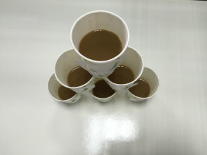Coffee Paper Cup with Handle on Hot Sale
