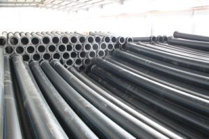 HDPE Pipe PE100 PE80 pictures & photos