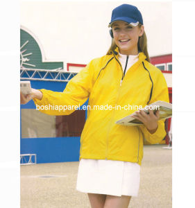 Yellow Workwear, Uniforms, Lining Mesh Cloth (LA-BS4001) pictures & photos