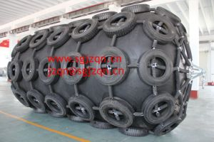 Ribbed Floating Pneumatic Marine Rubber Fenders