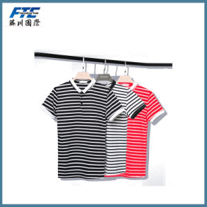 Manufacturer Customized High Quality Short Sleeves Polo Shirt pictures & photos