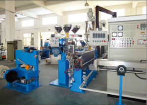 Extruder Production Line of Data Cable (FPLM) pictures & photos
