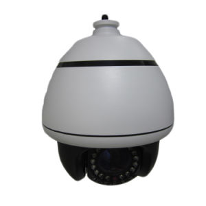 700tvl Sony Effio Mini PTZ Speed Dome CCTV Camera (HX-H4AS) pictures & photos