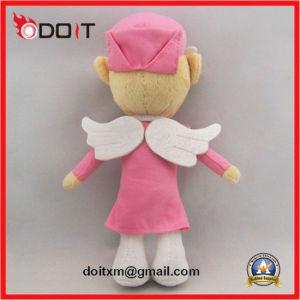 Promotional Hospital Mascot Custom Made Doll Nurse Plush Doll pictures & photos