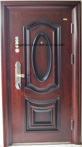 Middle East Sunscreen Steel Security Door (EF-S087) pictures & photos