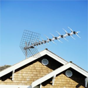 Outdoor TV Antenna UHF Series (UHF-43EL)