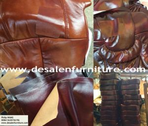High Quality Leather Sofa, L Shape Sofa Set (882) pictures & photos