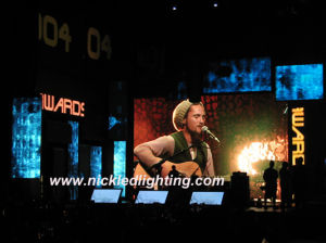 Indoor Full Color LED Display Screen for Stage Background pictures & photos