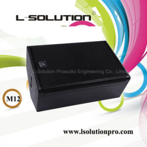 "12"" Stage Monitor Professional Audio Speaker"