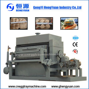 Recycled Egg Tray Carton Box Machine/Hot Press Machine for Paper Egg Tray pictures & photos
