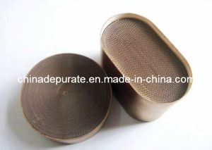 Metal Catalyst Substrate Flexible Bellows Exhaust DPF pictures & photos