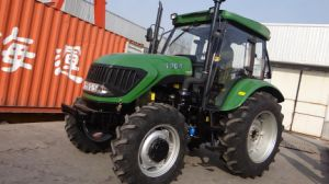 110HP 4WD EPA Engine Hydrauli New Farm Tractor Price List for Sale pictures & photos