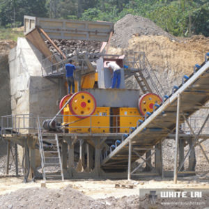 Jaw Stone Crusher Aggragate Process (30-60t/h) pictures & photos