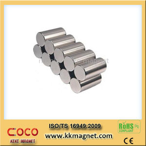 Hot Sale N42 Round Cylinder Neodymium Magnet pictures & photos