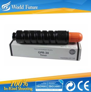 Laser Black Toner Cartridge for Canon (Gpr-34) pictures & photos