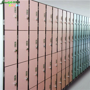 Jialifu New Design Locker HPL Panel Professional Factory pictures & photos