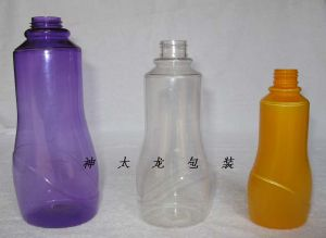 250ml Plastic Cosmetic Packaging Bottle