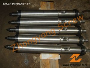 Injection Molding Machine PE Screw and Barrel pictures & photos