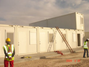 Prefabricated Building Container pictures & photos