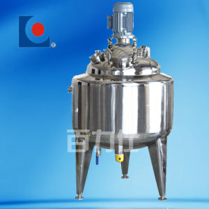 Stainless Steel Heating Mixing Tank with Oil Jacketed pictures & photos
